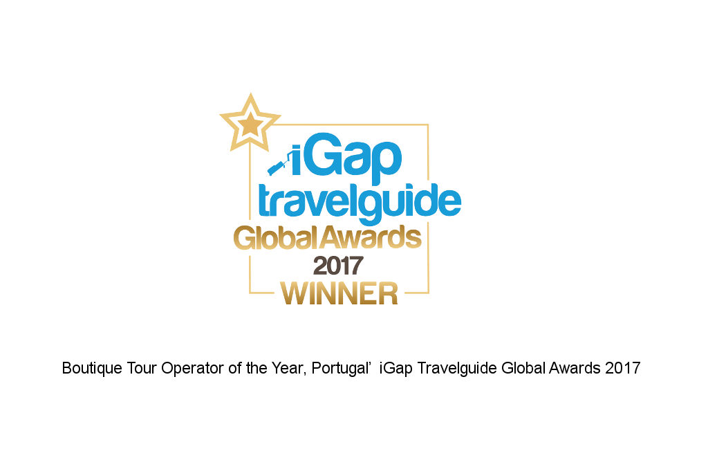 iGap Travelguide - Global Awards 2017 Winner